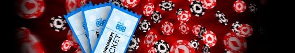 Приветственный бонус 888poker