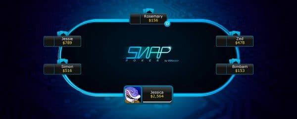 Игра в покер Snap