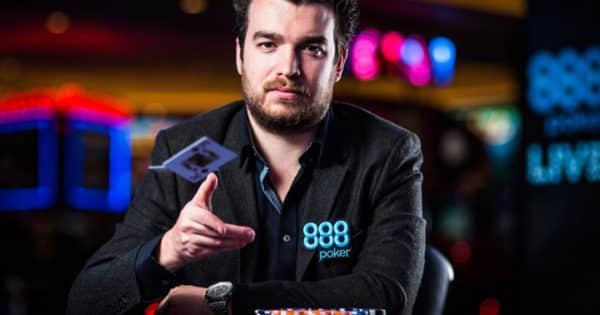 Крис Мурман - член команды 888Poker.