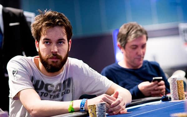 Доминик Ницше - член команды 888Poker.