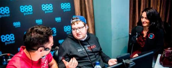 Тонка Талбот - член команды 888poker.