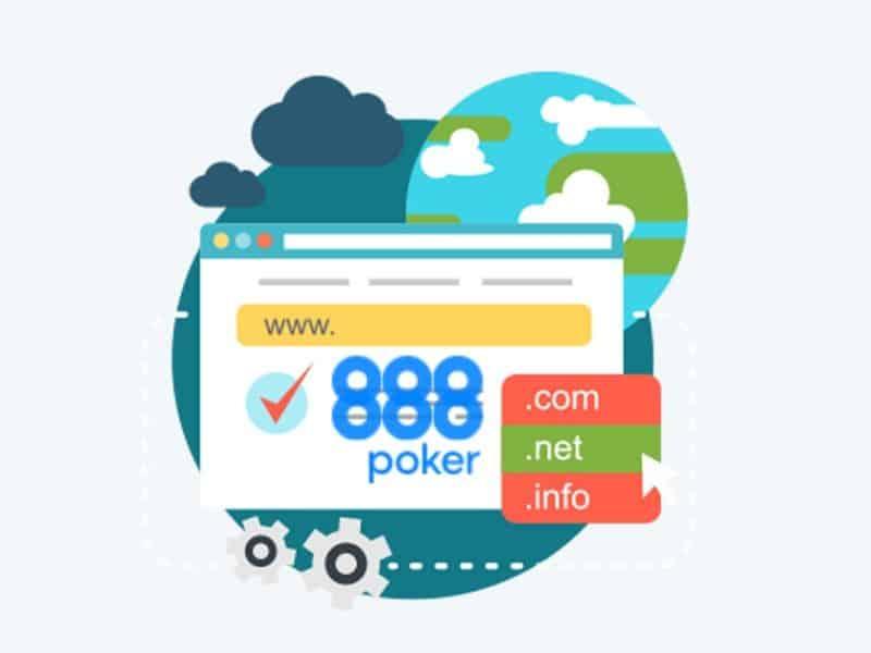 рабочее зеркало 888poker - обход блокировки сайта игрокам из России
