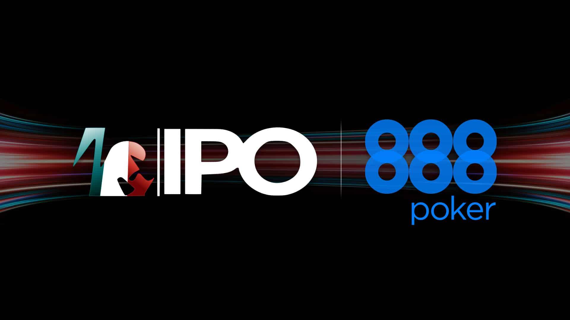 Italian Poker Open и 888 poker 2020