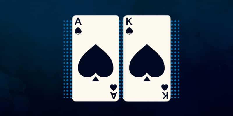 Одномастные коннекторы в покере.