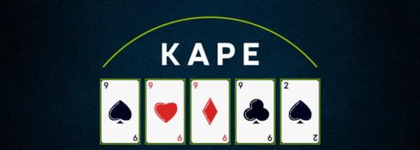Каре в покере.