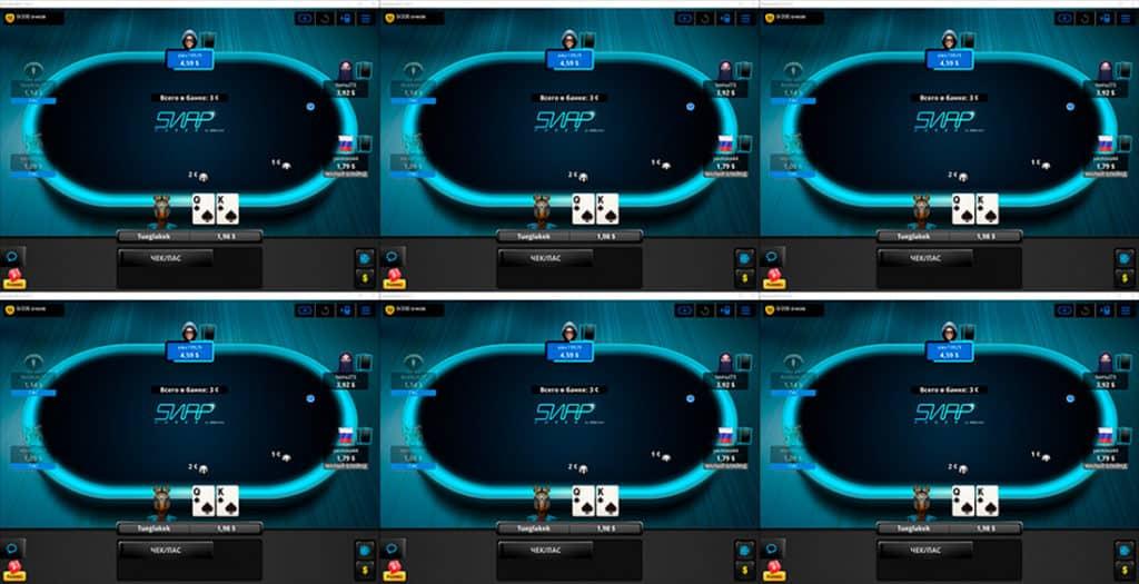 Все о многостолых турнирах в руме 888poker.