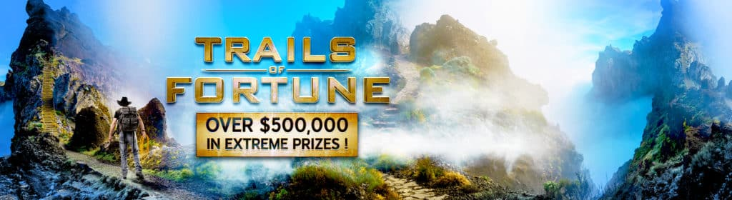 Акция Trails of Fortune