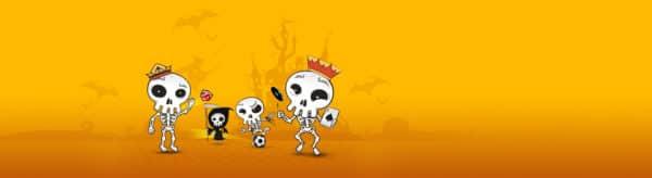 Хэллоуин на 888покер